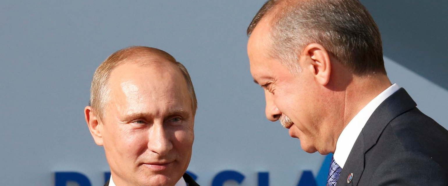 Constructive opportunism in Russia-Turkey relations