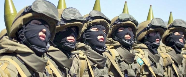Вооруженные силы Казахстана оценка боеспособности