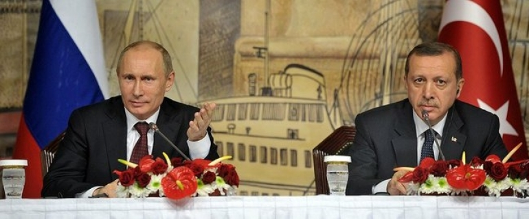 Российско-турецкое сближение и его международные последствия