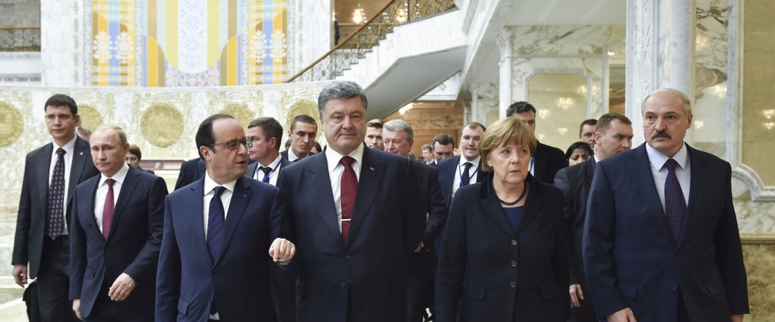 Ukraine A Battlefield or a Bridge between Russia and the West?